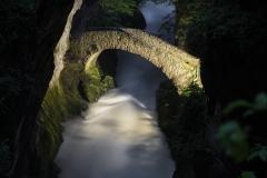 Le Pont de Brot - Gorges de l'Areuse
