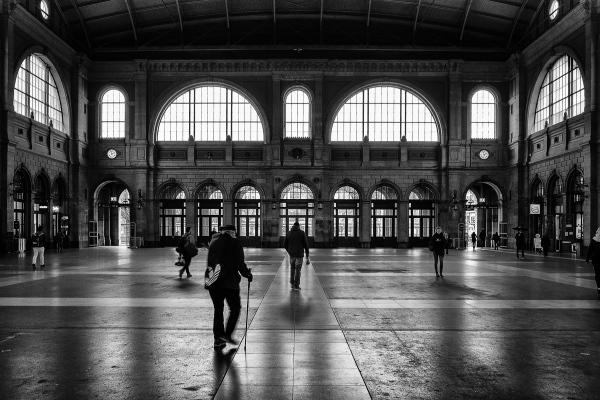 Gare de Zürich