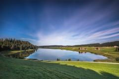Lac de Taillères - Vallée de la Brévine